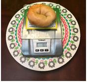 Mini Bagel 83 Grams